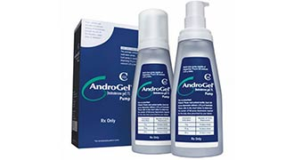 AndroGel a topical testosterone therapy gel that replaces or supplement testosterone