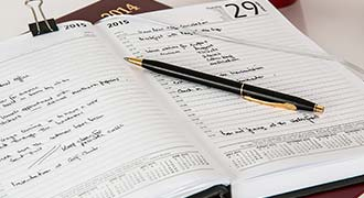 Keep a diary to help your social security disability claim