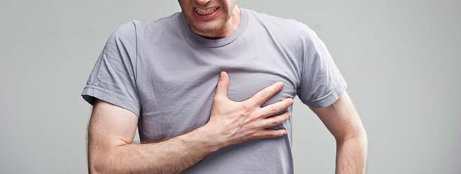 Man with heart problems from Low-T Treatments