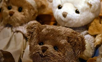 Recalled Plush Toys