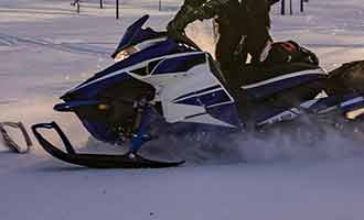 Recalled Snowmobile